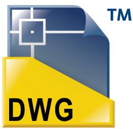 The Autodesk DWG icon